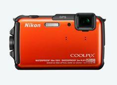 NIKON COOLPIX AW110 RED Price : NZ$478.07