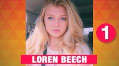 Loren Beech ★ The Best Musical.ly Compilation 2016 (Part 1)
