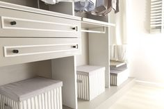 Home Storage and Organization Ideas for Your Whole House . Storage And Organization storage and home organization Konmari, Declutter Your Home, Organizing Your Home, Organizar Closet, Clutter Free Home, Living At Home, Built In Storage, Organization Hacks, Storage Spaces
