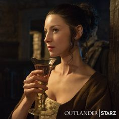 Grab a drink and join the adventure. Outlander returns September 10 on STARZ.