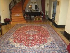 Ebisons Harounian Imports #Hand Knitted Rugs #December 2013