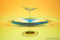 Incredible Water Drops Photos by Daniel Nimmervoll | Cuded