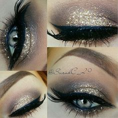 Some Neutral with Pop of Sparkle <3