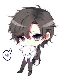 Immagine di mystic messenger, jumin han, and anime Kawaii Anime, Chibi Kawaii, Chibi Boy, Cute Anime Chibi, Cute Anime Boy, Kawaii Drawings, Cute Drawings, Manga Boy, Manga Anime