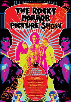 Cod. 524 THE ROCKY HORROR PICTURE SHOW Director: Jim Sharman Cast: Tim Curry, Richard O'Brien, Susan Saranon, Meat Loaf Year : 1975