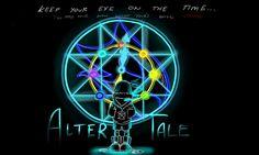 Altertale: Sans of Time by perfectshadow06.deviantart.com on @DeviantArt