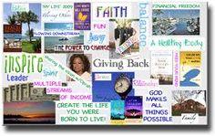 Creating a prayer board