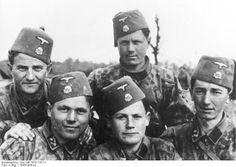 """BLITZKRIEG!!: Musulmanes en las SS: La 13ª División de Montaña de las SS """"Handschar"""" (1ª Croata)"""