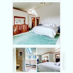 redheaded_re1950s #craftsman #duplex in #VanWA #forsale Lincoln Neighborhood Main house with 2,238 sq ft and second unit 1,738 sq ft PLUS full basement on both sides, partially finished. $620k Call to see now 360.904.8497 #masterbedroom