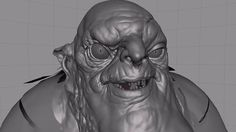 Making of – Goblin King – The Hobbit An Unexpected Journey by Weta Digital