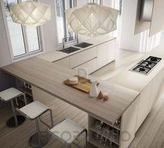 #kitchen #design #interior #furniture #furnishings #interiordesign  комплект в кухню Aster Cucine Contempora, Cont25