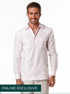 Drawstring Linen Pants - Guayaberas - Fine Linen Shirts - Shorts | Shop Cubavera.com