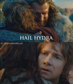 Hail Hydra...really, really
