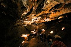 Exploring caves in California. Located just 3 hours from San Francisco, Black Chasm Cavern, California Cavern and Moaning Cavern. Caves In California, Angels Camp, San Francisco Travel, Short Trip, Golden State, Vacation Spots, Geology, Places To See, Exploring