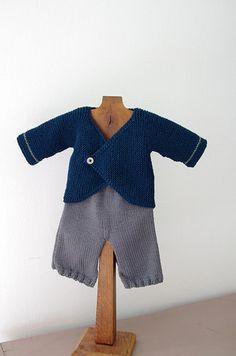 Ravelry: Project Gallery for patterns from Le 3ème bébé de La Droguerie
