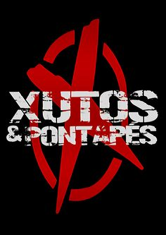 Xutos_e_Pontapes_Logo_by_fmvgomes. Rock N Roll, Fandoms, Country, Classic, Films, Movie Posters, Graphics, Wallpapers, Actors