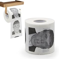 Freehawk® Trump Novelty Toilet Paper / 2016 Election ! / Stocking Stuffer / Perfect for Democrats or Republicans / Perfect Gift / Hilarious! Funny! Gag! https://www.safetygearhq.com/product/trending-products/election-day-suits-gadgets/freehawk-trump-novelty-toilet-paper-2016-election-stocking-stuffer-perfect-for-democrats-or-republicans-perfect-gift-hilarious-funny-gag/