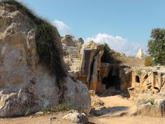 Island, Ruins Cyprus Cave Ancient Island Acropolis #island, #ruins, #cyprus, #cave, #ancient, #island, #acropolis