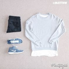 Today's top #outfitgrid
