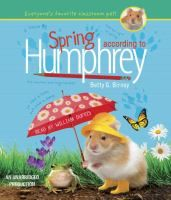 Early grade school students are sure to love listening to Spring According to Humphrey by Betty G. Birney on audiobook! Recommended by Rocky River Public Library librarian Ms. Donna.