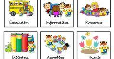 Para que los niños en todo momento se sitúen en las actividades que se van a realizar. Ideal para trabajar antes y después. Hemos utilizado...