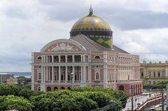 Teatro Amazonas in Manaus | Atlas Obscura