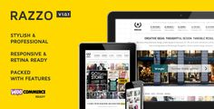 WordPress eCommerce themes from ThemePop.