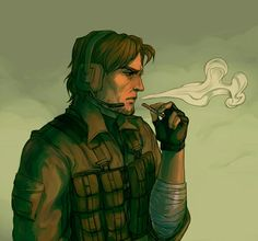 Solid Snake MGS2