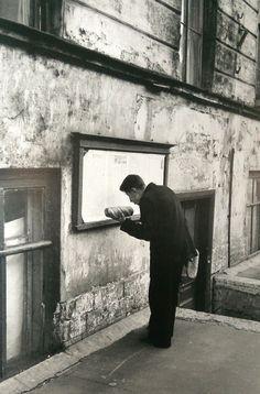 Léningrad, Russie - 1954 © Henri Cartier-Bresson / Magnum