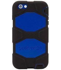 Survivor para plus - negro/azul/negro Tablets, Iphone6, Shopping, Presents