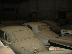 35 Million Dollar Car In Portugal Barn Find To See More Old Cars