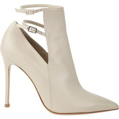 GIANVITO ROSSI Double-Strap Ankle Boot - Gianvito Rossi