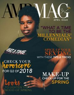 """""""The Millennials' Digital Magazine""""  Amb Mag, is a digital magazine that focuses on the people ages 18-65 who can explore the realms of entertainment and retain information to help them live their best possible lives while gaining knowledge about, fashion, beauty, lifestyle, and people making positive changes in their communities."""