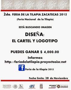 Feria Tilapia Zacatecas 2015