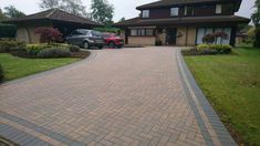 Driveway Brick & Block Paving - Cambridgeshire Driveways