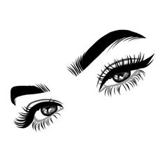 Eyelashes for days ! # - eyelashes for days Wimpern seit Tagen ! # Eyelashes for days ! # – eyelashes for days ! Art Sketches, Art Drawings, Lash Quotes, Eyelash Logo, Makeup Wallpapers, Lashes Logo, Eye Sketch, Mink Eyelashes, Eyelashes Drawing