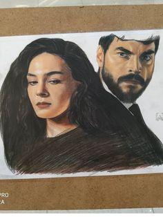 Art Drawings Sketches Simple, Portrait Sketches, Iris Drawing, Bridget Satterlee, Cute Muslim Couples, Cute Actors, Rwby, Film, Wallpaper