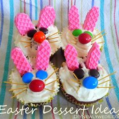 DIY Newlyweds: DIY Home Decorating Ideas & Projects: Sweet Easter