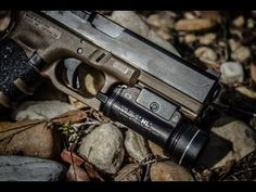 SOLID GEAR: STREAMLIGHT TLR1-HL WEAPON MOUNT LIGHT - YouTube