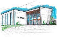 iarchitects | architecture and design studio | Woodco Sede