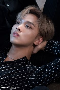 "Haechan ""NCT 127 City of Angels"" Behind the Scenes Photoshoot by Naver x Dispatch - K-popin Mark Lee, Taeyong, Jaehyun, Nct 127, Jung So Min, Winwin, K Pop, Rapper, Ntc Dream"