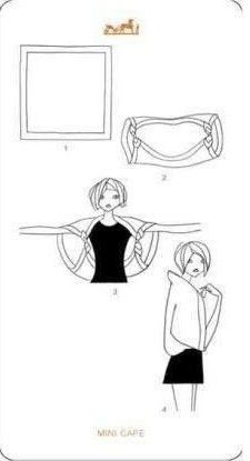 Scarves Style