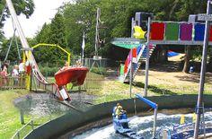 Sybrandy's ontspanningspark - Rijs