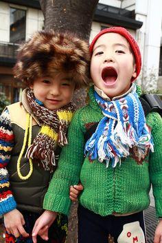 ::Winter brights. #designer #kids #fashion