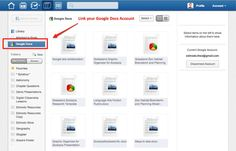 Sync your Google Docs to your Edmodo Library