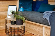 Driverhus - en funktionel oase - #SILVANDIY Couch, Homemade, Furniture, Home Decor, Settee, Sofa, Couches, Home Made, Diy Crafts