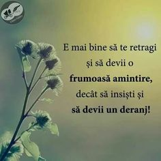 E timpul sa invat sa fac si eu asta. Sad Words, True Words, Cool Words, Inspiring Quotes About Life, Inspirational Quotes, Qoutes, Life Quotes, Just You And Me, Spiritual Quotes