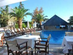 Naias Beach Hotel 4 Stars luxury hotel apartments studios in Kassandra - Hanioti Offers Reviews