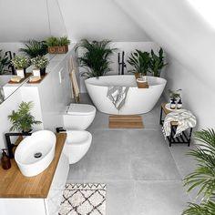 Modern Bathroom Decor, Bathroom Interior Design, Bathroom Designs, Bathroom Ideas, Small Bathroom, Master Bathroom, Budget Bathroom, Bathrooms Decor, Modern Bathrooms