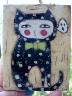 Boo cat 2 by LiaLane